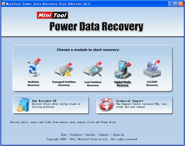 digital photo recovery software free download